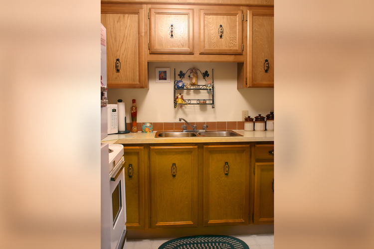 Homestead Manor Kitchen