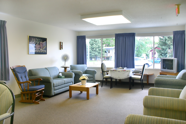Prairie Rose Manor - Common Area