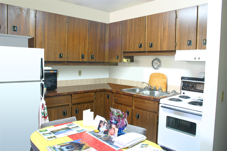 Prairie Rose Manor - Kitchen